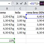Tečaj Excel