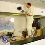 čiščenje prezračevalnih sistemov